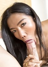Asian ladyboy Good Morning Sex