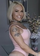 Foxxy's Back, Blonde and Ready to Fuck and Suck More Cocks